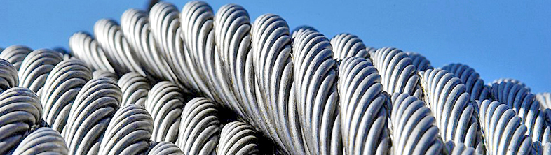 Wire ropes & Cold rolled wire